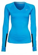 nike performance speed blauw