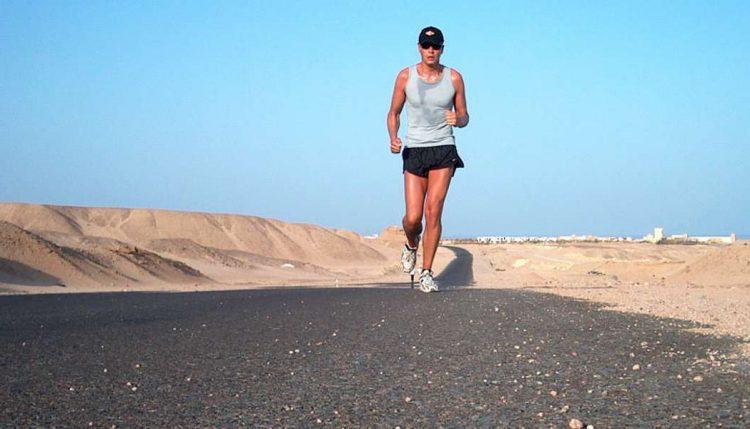 Hardloopfoto Egypte