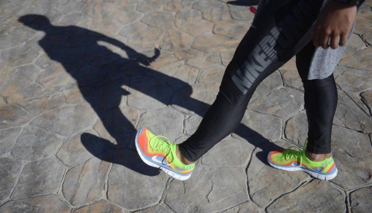 Hardloopschoenen kopen: bijv. Nike Free Flyknit