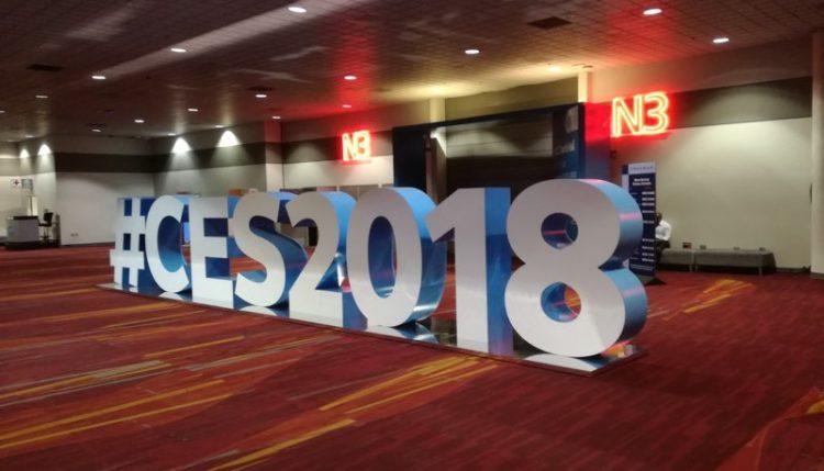 Hardloopgadgets CES 2018