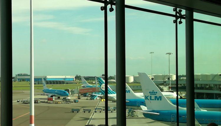 Vliegen met je fiets met KLM
